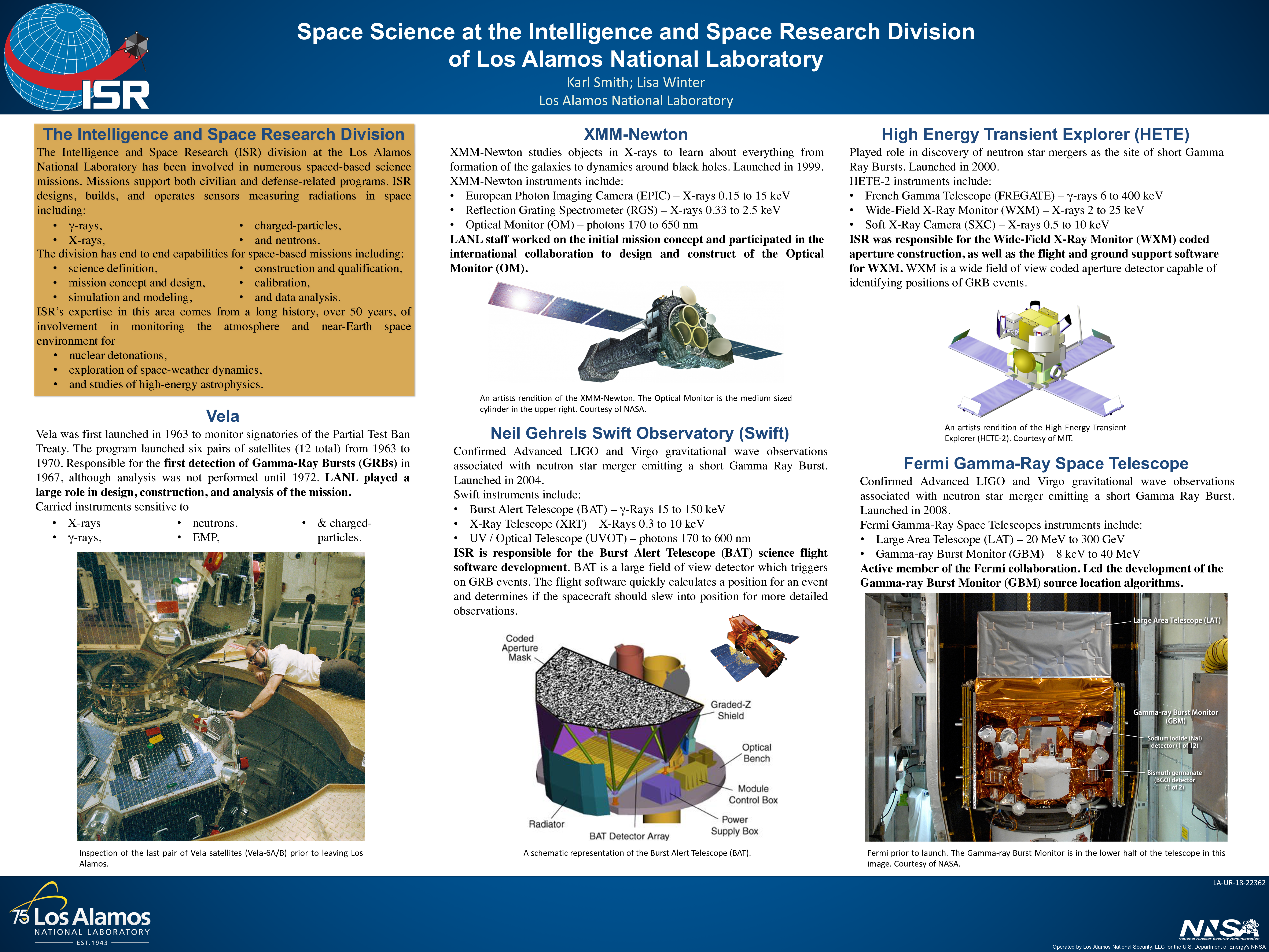 Axis 2018 Summer Workshop Bat Detector Schematics Of The Is Not K Smith Space Science At Intelligence And Research Division Los Alamos National Laboratory
